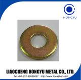 Rondelle à ressort fendue DIN 127 d'en cuivre/laiton