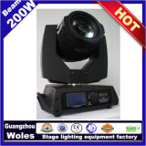disco Light Moving Head de 200W 5r Sharpy