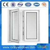 Precio comercial de aluminio de la ventana francesa de la ventana del marco de la bahía de la puerta