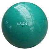 A esfera da ginástica, esfera da aptidão, Anti-Estourou Gymball, esfera suíça