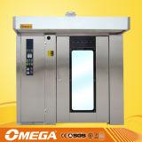 Pain 2014 de pain grillé de capacité productive d'Omega 235kg/H faisant le four rotatoire de chariot