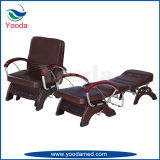 Krankenhaus-Möbel-luxuriöser angeschlossener Stuhl