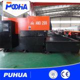 Preço da máquina da imprensa de perfurador da torreta do CNC do furo do metal de folha