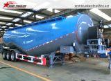 3 eixos secam o reboque do petroleiro do pó Semi com eixos de Fuwa