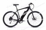 速度のPedelec山の電気自転車700cフレームの統合されたリチウム電池