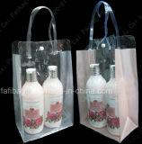 装飾的な袋のための透過PVCギフト袋