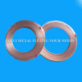 R410A Grad-Pfannkuchen-Kupfer-Ring für Riss Wechselstrom