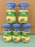 Предварительные капсулы потери веса пилек Fruta био Slimming зеленые белые