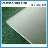 O ácido desobstruído Tempered gravou o painel de vidro com certificação do Ce