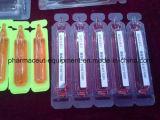 Plastikampulle, die Maschine (langsame, bildet DSM)