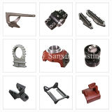 自動車部品のためのISO及びSGSが付いている炭素鋼の精密鋳造