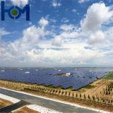 Стекло модуля солнечного стеклянного низкого утюга Высок-Трансмиссивности стеклянное фотовольтайческое