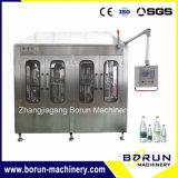 小さい容量の自動線形液体の飲料の充填機