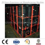1t -2t 전시를 위한 산업 Foldable 강철 타이어 선반