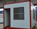 광업 야영지를 위한 Prefabricated 모듈 콘테이너 집 또는 부엌을%s 가진 설비 또는 사무실 또는 화장실