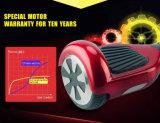6.5 인치 2 바퀴 지능적인 각자 균형 전기 스쿠터