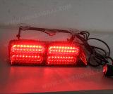 警察の警告のバイザーの内部のパネルの自動手段LEDライト