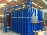 Industrielle Nahrungsmittelschnelle abkühlende Maschine mit Vakuumsystem