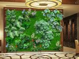 Заводы высокого качества искусственние и цветки вертикального сада Gu-Mx2091325