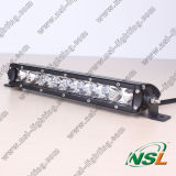 Voiture Accessory, DEL Light Bulb 4x4, Single Row 50w 10 Inch hors de Cree de Road DEL Light Bar pour la pièce d'auto d'ATV