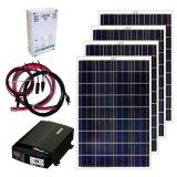 Energie-polykristallines elektrisches Panel der Sonnenenergie-250W