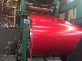 (0.14mm-1.0mm) Enroulement en acier de PPGI/Galvanized/enroulement en acier enduit par couleur