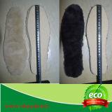 Pelle di pecora del sottopiede della peluche