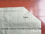 弁が付いているセメントのためのPPによって編まれる袋