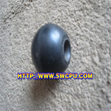 OEM UV 저항하는 까만 고체 PP 플라스틱 공 (SWCPU-P-B077)