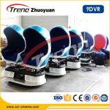 Cinéma de Vr d'oeufs du matériel 9d de virtual reality de Zhuoyuan