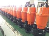 Nuevo tipo bombas de agua sumergibles eléctricas con el interruptor de flotador, 0.75kw