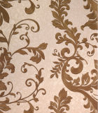 Papel decorativo del diseño de Italia con Ceccertificate L707 (550G/SQM)
