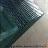 Quadratisches &Round ausgeglichenes Glas/Hartglas