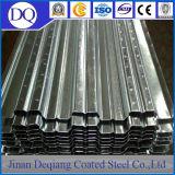 Decking en acier de haute résistance de toit/Decking de toit/plate-forme galvanisés toit en métal