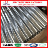 Z100熱い浸された亜鉛上塗を施してある波形の金属の屋根ふきのパネル