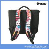Sac de bonne qualité de sac à dos d'élève d'école de polyester pour des enfants