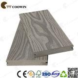 Dek Van uitstekende kwaliteit WPC Decking van de Korrel van de Levering van de Fabriek van China direct 3D Houten Openlucht Stevige