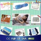 12Vは暖房の頚部枕熱いマッサージの枕をマルチ使用する
