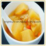 熱い中国からの販売によって缶詰にされる黄色いモモ