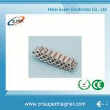 Magneten de van uitstekende kwaliteit van de Vorm van de Cilinder van het Neodymium