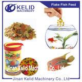 고품질 새로운 상태 조각 물고기 공급 기계