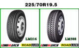 Chinesisches Steel Supplier Truck Tire 245/70r17.5
