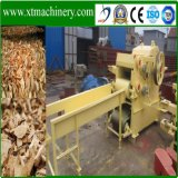 Power électrique Plant Applicated 55kw Siemens Engine Wood Crusher Chipper