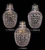 Светильник стены роскошного украшения корридора гостиницы кристаллический (7710-15 g)