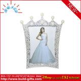 美しい写真フレームと結婚する絶妙な王冠
