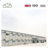 Camere della costruzione prefabbricata della struttura d'acciaio dell'indicatore luminoso del pannello a sandwich del cemento di ENV