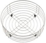 Cuvette simple ronde avec l'égouttoir du bassin de cuisine