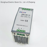 Wechselstrom Hdr-120-48 zu Gleichstrom-LÄRM Schienen-Schaltungs-ModusStromversorgung 88-132 VAC/176-264VAC an Gleichstrom 48V 2.5A