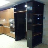 現代熱い販売の食器棚