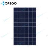 Morego пропускаемость панели солнечных батарей 265W 10% ранга BIPV светлая
